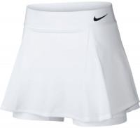 Damska spódniczka tenisowa Nike Court Elevated Flouncy Skirt - white/black/black