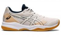 Damskie buty do squasha Asics Gel-Court Hunter 2 - cream/cream