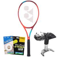 Rakieta tenisowa Yonex VCORE 95 (310g) - tango red + naciąg + usługa serwisowa