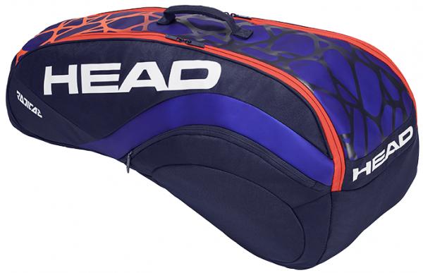 Head Radical 6R Combi - blue/orange