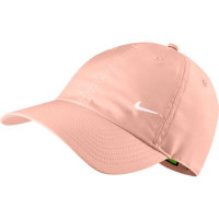 Nike H86 Metal Swoosh Cap - arctic orange/white
