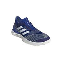 Teniso batai vyrams Adidas Adizero Ubersonic 3 M Clay - team royal blue/cloud white/off white