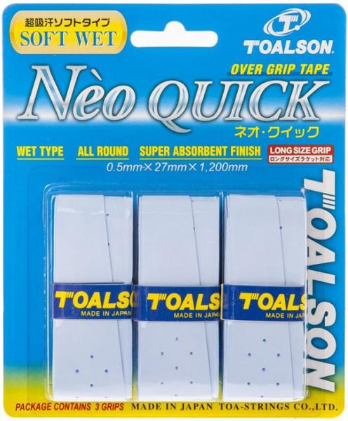 Viršutinės koto apvijos Toalson Neo Quick 3P- blue