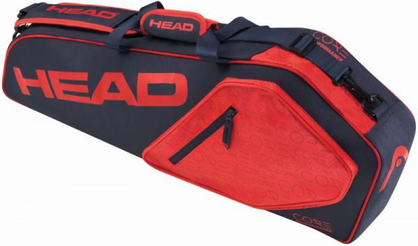 Head Core 3R Pro - navy/red