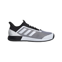Teniso batai vyrams Adidas Defiant Bounce 2 M - core black/white/core black