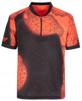 Meeste tennisepolo EA7 Man Jersey Jumper - fancy orange