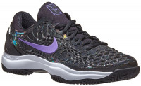 Męskie buty tenisowe Nike Zoom Cage 3 SLK - black/bright violet/multi-color