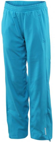 Spodnie dziewczęce Babolat Pant Match Core Girl - turquoise