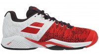 Muške tenisice Babolat Propulse Blast All Court Men - cherry tomato/white
