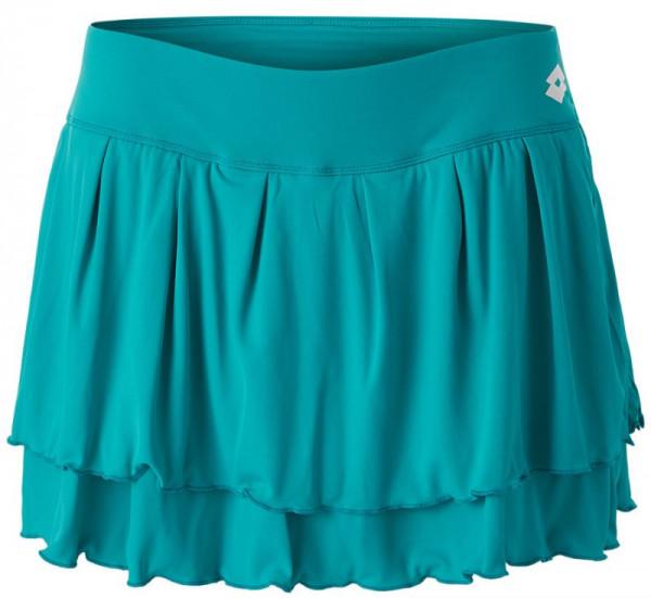 Damska spódniczka tenisowa Lotto Tennis Tech Skirt - blue bird