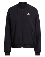 Damska bluza tenisowa Adidas Woven Primeblue Jacket W - black/white