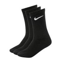 Skarpety tenisowe Nike Everyday Cotton Lightweight Crew - 3 pary/black/white