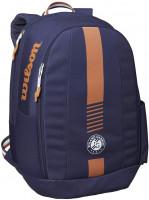 Plecak tenisowy Wilson Roland Garros Team Backpack - navy/clay