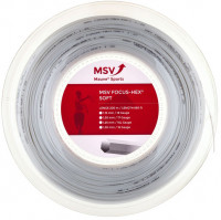 MSV Focus Hex Soft (200 m) - white