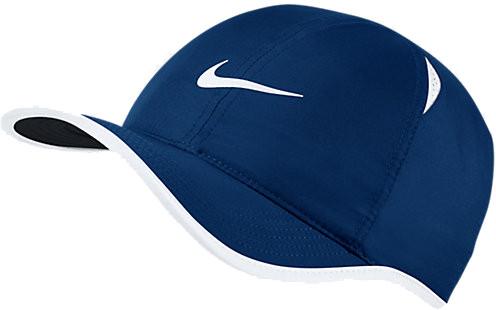 Nike U Aerobill Feather Light Cap - blue moon