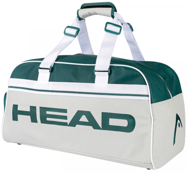 Head 4 Majors Club Bag - light grey/green