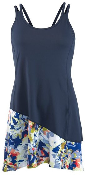 Kleitas meitenēm Head Vision Graphic G Dress - navy