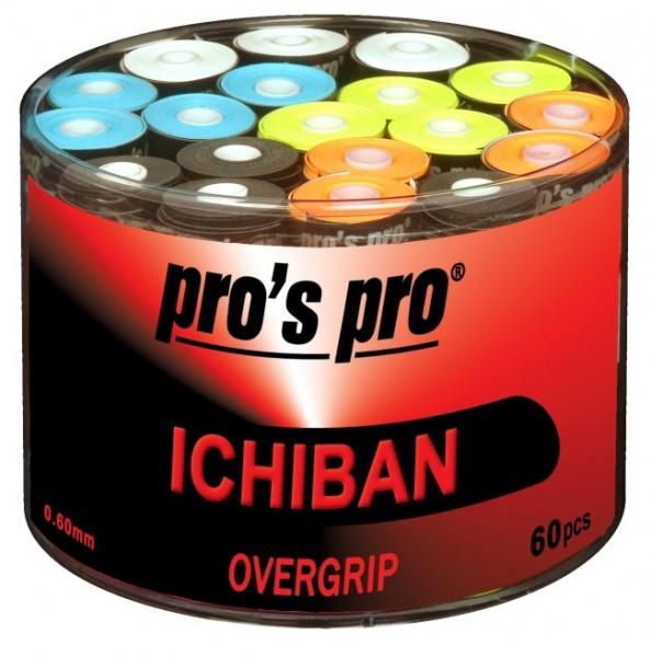 Overgrip Pro's Pro Ichiban (60 szt.) - color