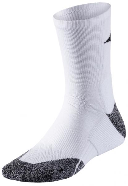Čarape za tenis Mizuno Premium Tennis Comfort Sock - 1 pary/white/grey