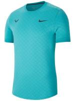 Męski T-Shirt Nike Court Rafa Aeroreact Top SS NY - cabana/gridiron