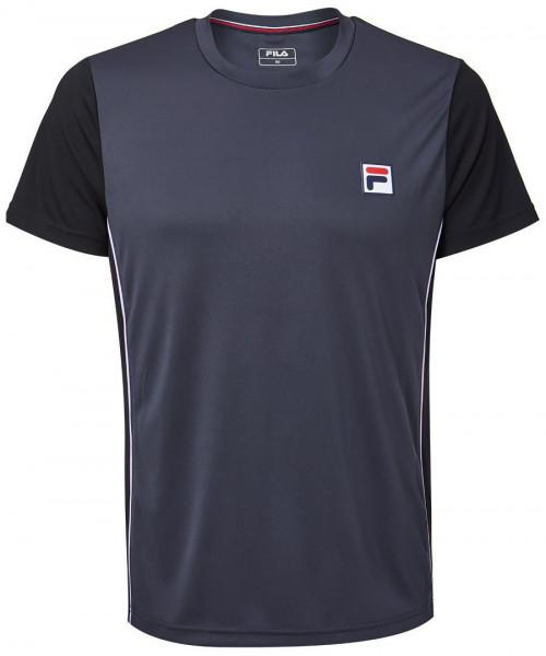 Teniso marškinėliai vyrams Fila T-Shirt Jerome M - dark grey