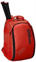 Plecak tenisowy Wilson Federer DNA Backpack - infrared