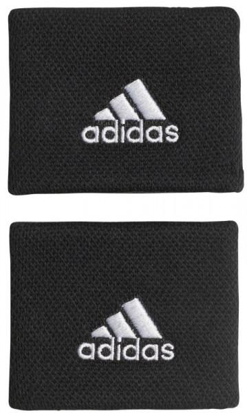 Aproces Adidas Tennis Wristband S (OSFM) - black/white