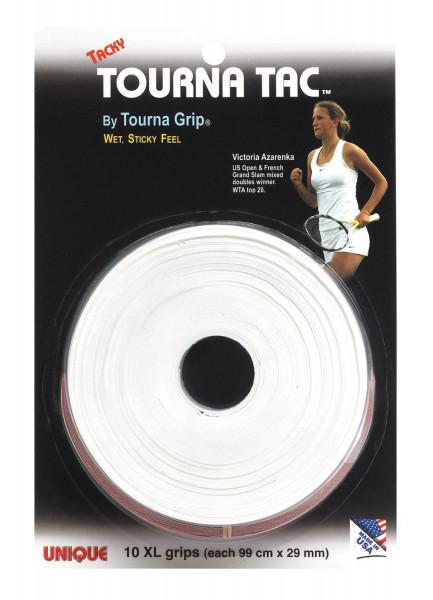 Owijki tenisowe Tourna Tac (10 szt.) - white