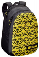Plecak tenisowy Wilson Minions Jr Backpack - black/yellow
