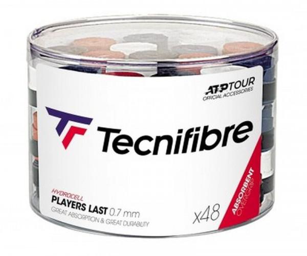 Owijki tenisowe Tecnifibre Players Last (48 szt.) - multicolor