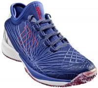 Męskie buty tenisowe Wilson Kaos 2.0 SFT - dazzling blue/white/diva pink