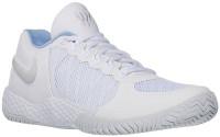 Damskie buty tenisowe Nike Flare 2 - white/metallic silver