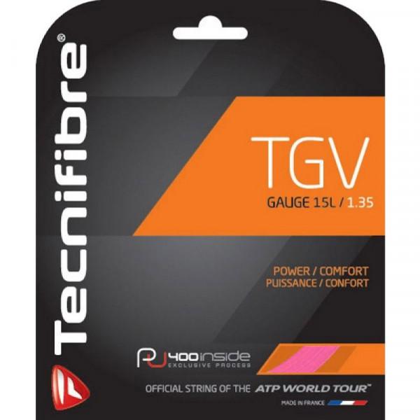 Teniso stygos Tecnifibre TGV (12 m) - pink