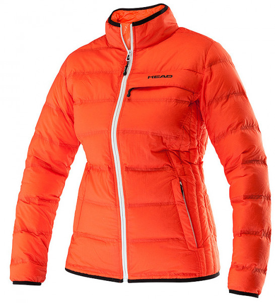 10edeb6c1 Kurtka Tenisowa Head Performance Summer Down Jacket - coral | Sklep ...