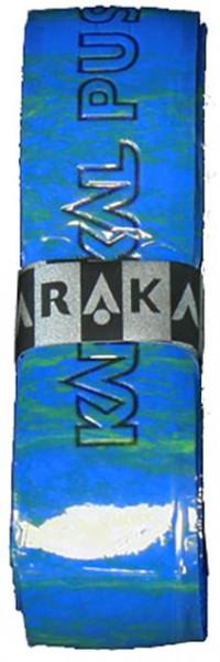 Skvoša gripi Karakal PU Super Grip (1 szt.) - blue/yellow