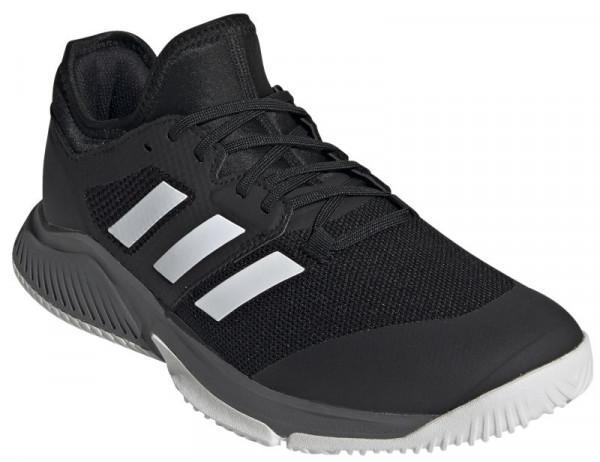 Męskie buty tenisowe Adidas Court Team Bounce M - core black/cloud white/grey four