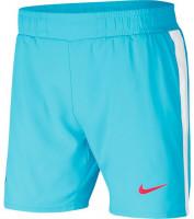 Męskie spodenki tenisowe Nike Court Rafa Short 7in - polarized blue/laser silver