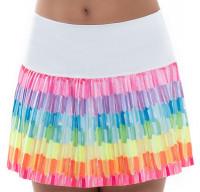 Suknja za djevojke Lucky in Love Novelty Print Crafty Scribble Pleated Skirt Girls - multicolor