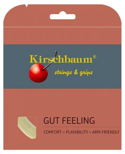 Squash strings Kirschbaum Gut Feeling (10,2 m)