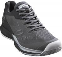 Męskie buty tenisowe Wilson Rush Pro 3.5 - dark grey/black/pearl blue
