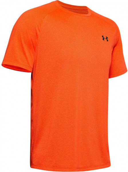 Męski T-Shirt Under Armour UA Tech 2.0 SS Tee Novelty - orange