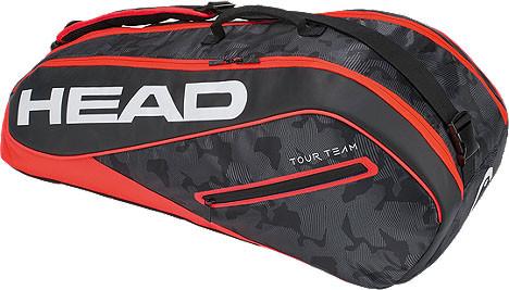 Head Tour Team 6R Combi - black/red