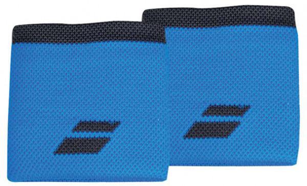 Tennise randmepael Babolat Logo Jumbo Wristband - diva blue/rabbit