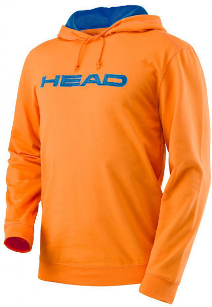 Bluza chłopięca Head Byron Jr Hoddy - orange