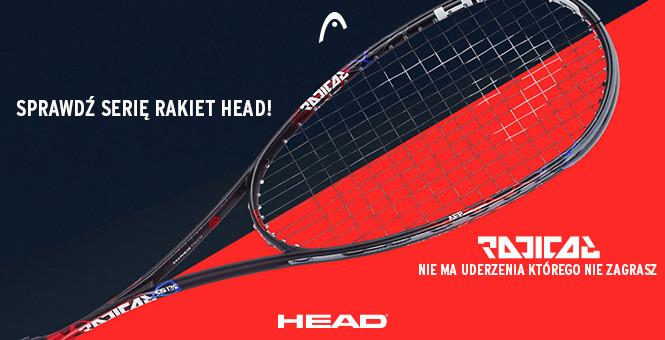Head - Rakiety do squasha