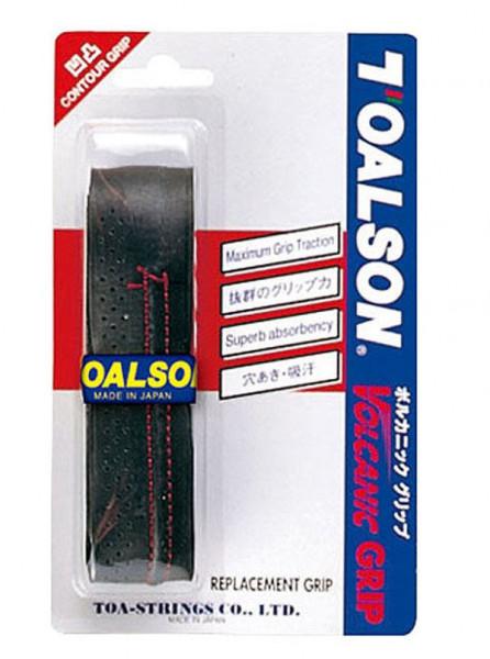 Toalson Volcanic Grip (1 szt.) - black