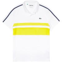 Męskie polo tenisowe Lacoste Polo M - white