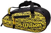 Wilson Minions Mini Bag - black/yellow