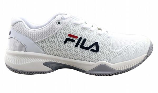 Damskie buty tenisowe Fila Campo TPW W - white