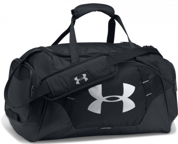 Tenisa soma Under Armour Undeniable Duffle 3.0 L - black